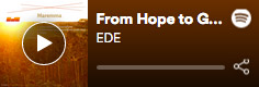 Ede - From Hope to Ghiaccioforte